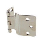 Sellers Fold Back Hinge Pair in Nickel