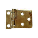Sellers Brass Offset Cabinet Hinge