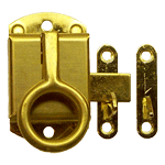 Wilson Cabinet Ring Latch