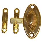 Oval Hoosier Cabinet Latch