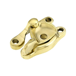 Brass Window Sash Latch