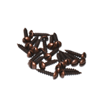 Antique Copper Plated Round Head Screw