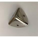 Rounded Nickel Trunk Corner
