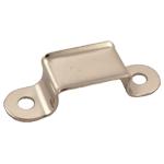 Nickel Rectangle Trunk Handle Loop