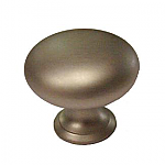Brushed Nickel Cabinet Door Knob