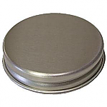 Aluminum Spice Jar Lid (Qty 25)