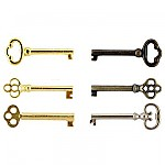 Bulk Skeleton Keys Package
