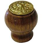 Victorian Walnut Knob