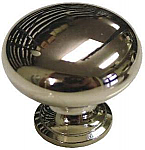 Nickel Cabinet Door Knob