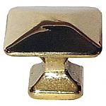 Large Arts & Crafts Mission Brass Knob