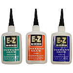 Easy Bond Instant Super Glues 10 Pack