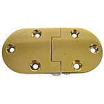 Brass Butler Tray Hinge Pair