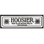 Laminate Hoosier Saves Steps Label