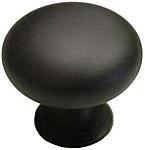 Bulbous Oil Rubbed Bronze Cabinet Knob
