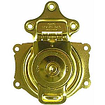 Short Brass Trunk Lock