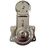 Nickel Trunk Lock
