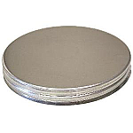 Aluminum Mission Coffee Jar Lid