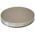 Aluminum Mission Coffee Jar Lid