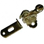 Brass Spring Action Elbow Catch