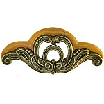 Decorative Waterfall Drawer Pull