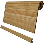 Short Sellers Tambour Roll Door
